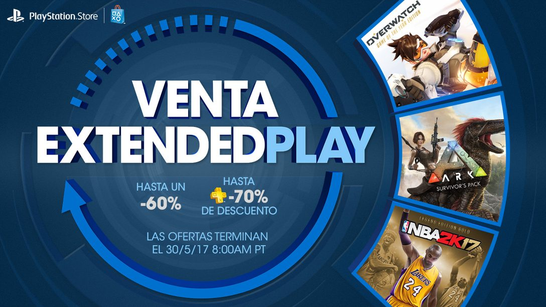 La Venta Extended Play de PS Store trae descuentos de hasta 60 % en juegos con contenido Add-On