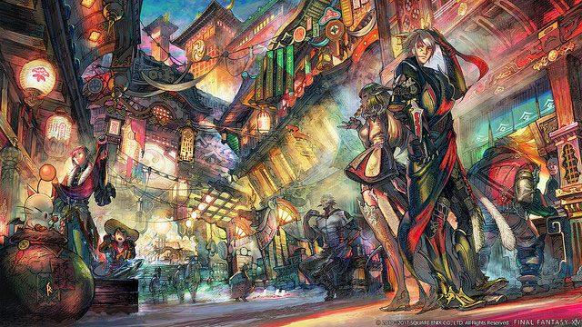 Final Fantasy XIV: Stormblood es un Nuevo Comienzo