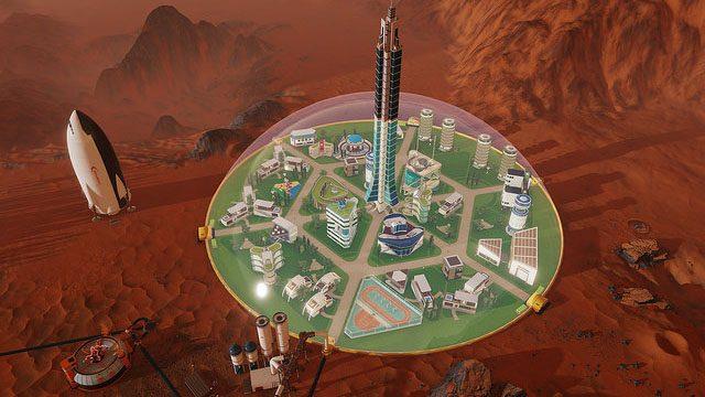 Construyan un nuevo hogar para la humanidad en Surviving Mars, pronto en PS4