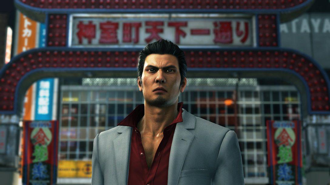 Yakuza 6: The Song of Life llega a PS4, nuevos detalles de Yakuza Kiwami