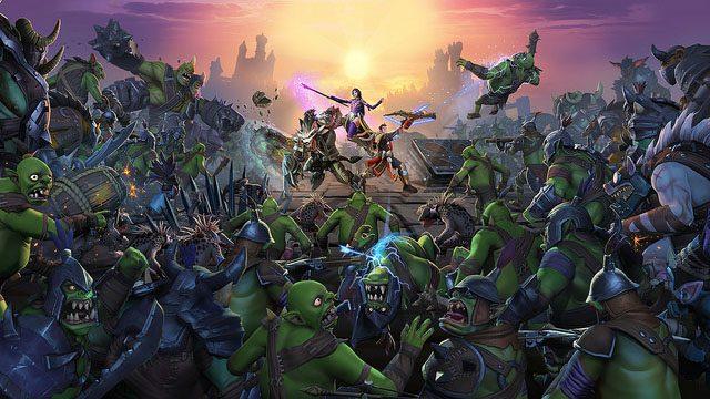 Orcs Must Die Unchained invade PS4 este 18 de julio