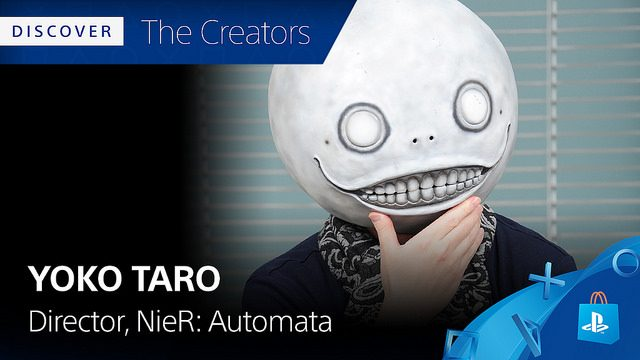 Descubriendo a los Creadores: Los Favoritos de PS4 para Yoko Taro