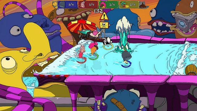 YamaYama el surreal juego para grupos llega hoy a PS4
