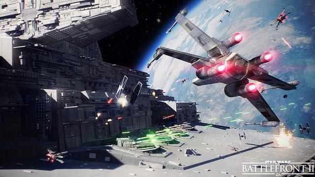 La Beta Abierta de Star Wars Battlefront II Llega Empezando Octubre, Reserven Para Acceso Previo
