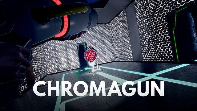ChromaGun se parece a Portal… solo que no lo es, y llegará a PlayStation 4 el 22 de agosto