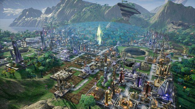 Construyan un Nuevo Hogar para la Humanidad en Aven Colony que se Lanza Mañana en PS4