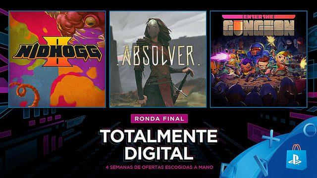 Totalmente Digital: ¡Grandes Descuentos en Reservas de Juegos Nuevos y De Catálogo!