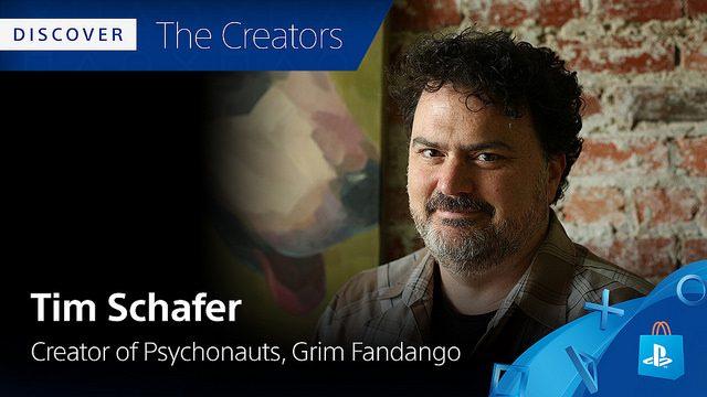 Descubriendo a Los Creadores: Los Juegos Favoritos de PS4 de Tim Schafer