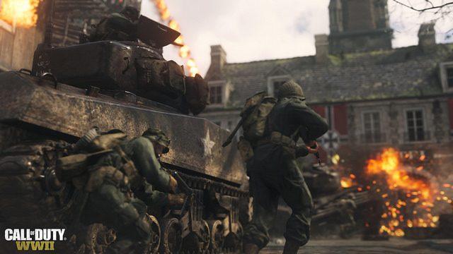 Estamos a 30 Días de la Beta de Call of Duty WWII, Vistazo a las Divisiones