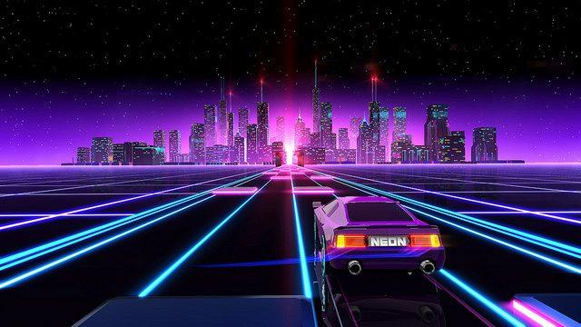Neon Drive se lanza en PS4 el 8 de agosto