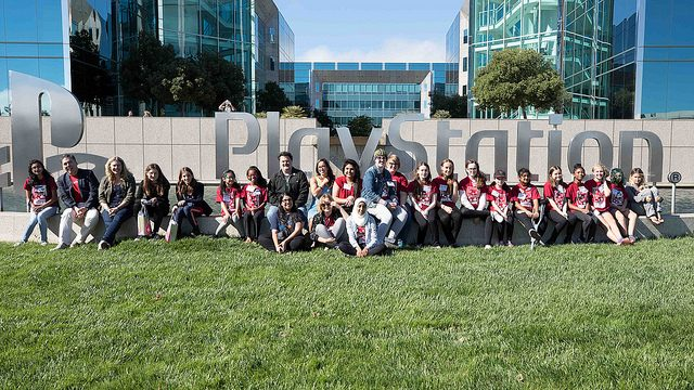 Girls Make Games: Recordando el Demo Day, Presentado en PlayStation HQ