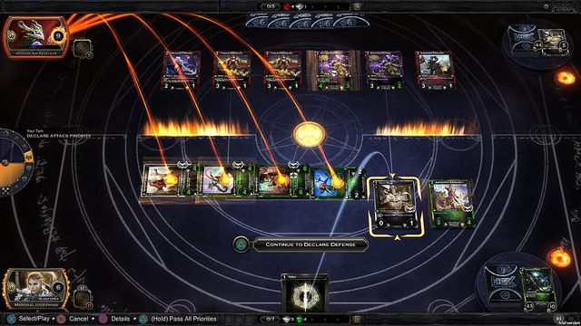 Hex: Card Clash Trae el Juego Competitivo de Cartas a PS4