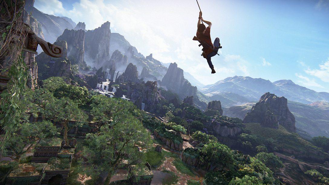 The Drop: Nuevos Juegos de PlayStation Para el 22 de agosto