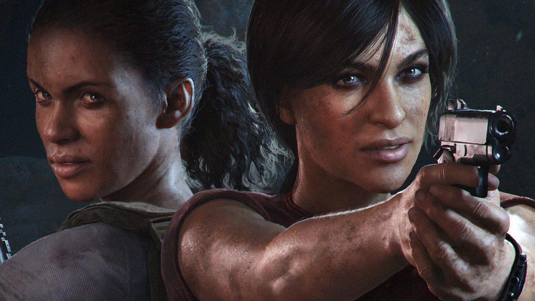 Uncharted: The Lost Legacy está redefiniendo el enfoque de la serie para contar historias