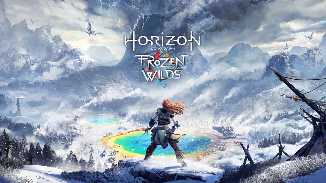 Horizon Zero Dawn: The Frozen Wilds Estará Disponible el 7 de Noviembre