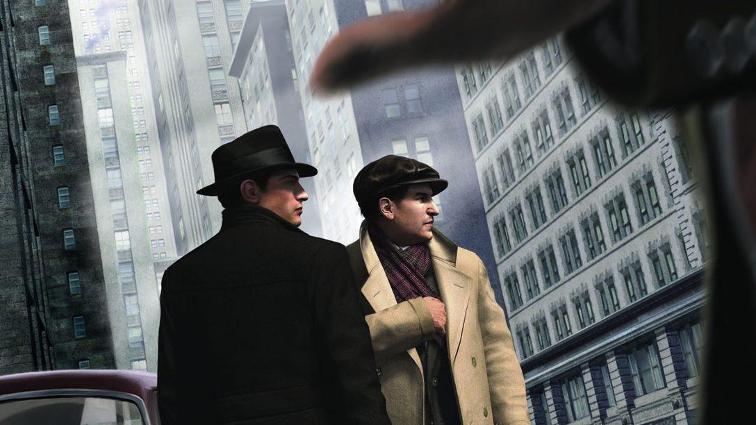 Mi Vida en Mafia (Los Videojuegos)