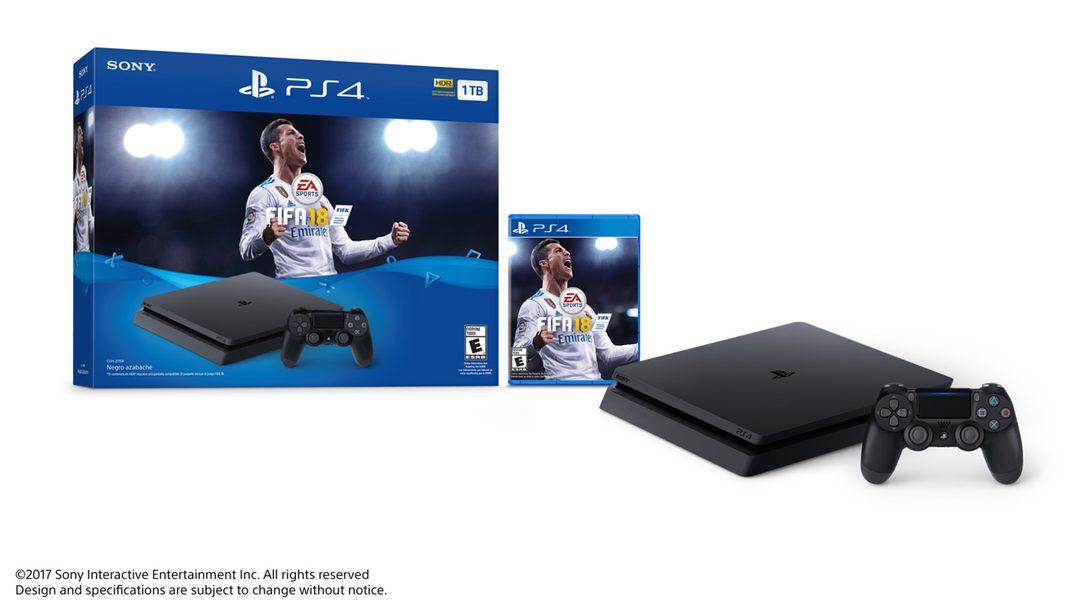 ¡¡Gooooooooooooool!! FIFA 18 PS4 Bundle se dirige a Latinoamérica