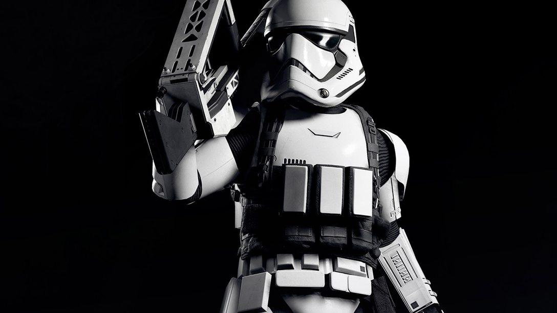 Una Mirada Exclusiva a los Soldados Pesados de Star Wars Battlefront II