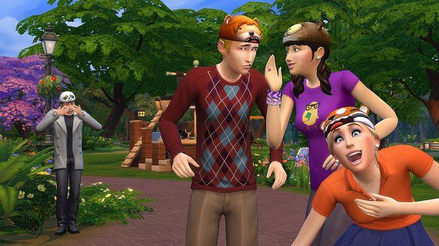 Empezando una Nueva Vida en The Sims 4