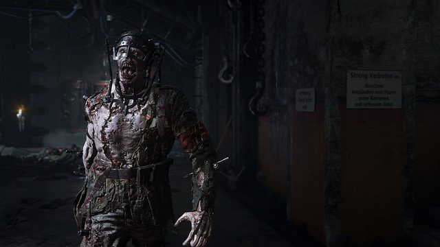 Primeros Detalles del Modo Zombie de Call of Duty: WWII