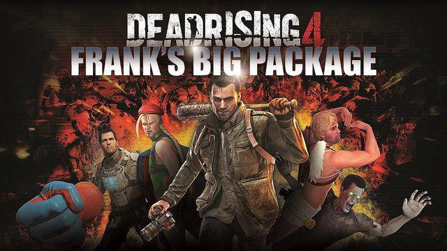 Dead Rising 4: Frank's Big Package, Llegará a PS4 el 5 de diciembre