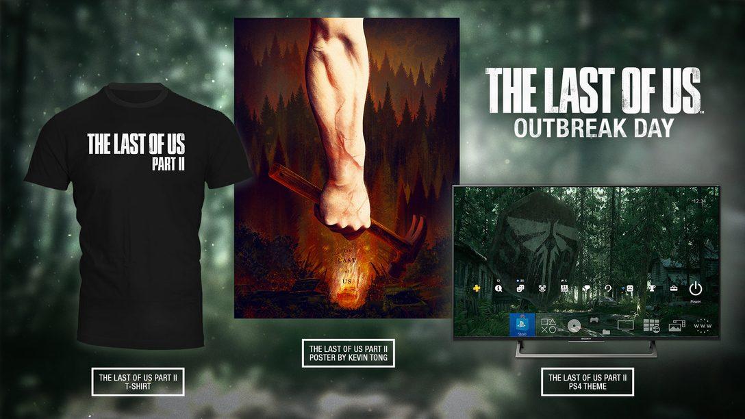 The Last of Us: Outbreak Day 2017 – Nuevo Póster, Tema Nuevo para PS4, y Más