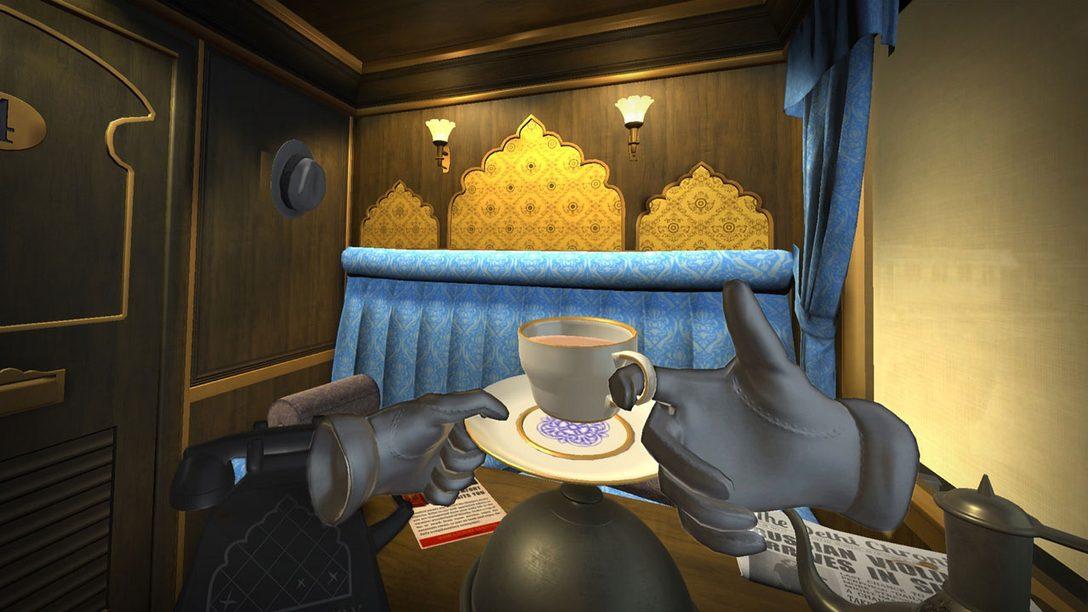 """El Juego de Espías de VR """"I Expect You to Die"""" Recibe Un Nuevo y Relajante Nivel"""