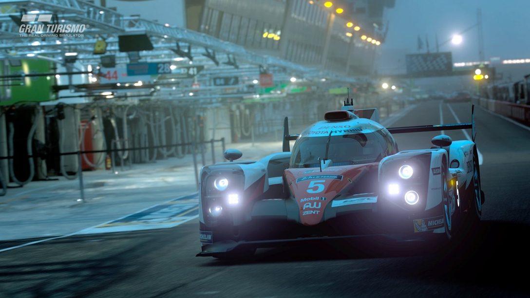 Gran Turismo Sport se Lanza Hoy