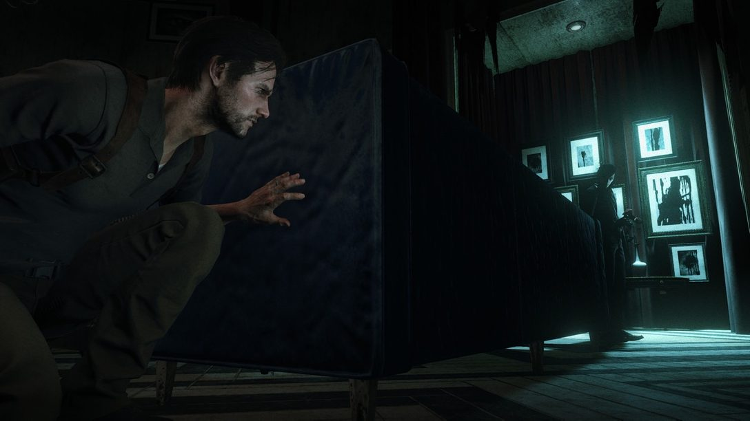 Los Juegos de Terror Más Escalofriantes para PS4 y VR de 2017
