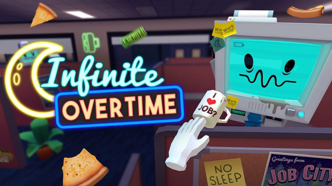Infinite Overtime, Actualización Gratuita de Job Simulator, Disponible Hoy