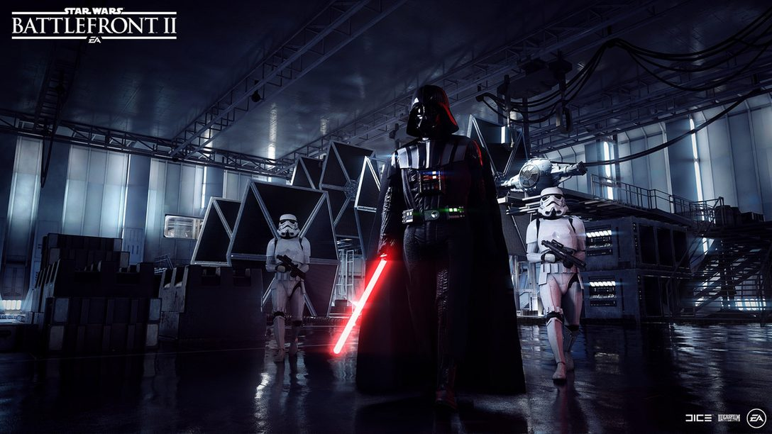 Darth Vader se une a la Lucha en Star Wars Battlefront II