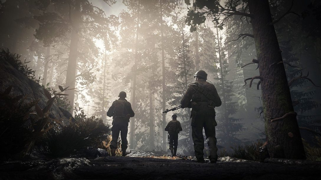 Call of Duty: WWII  Ya Está Disponible en PS4