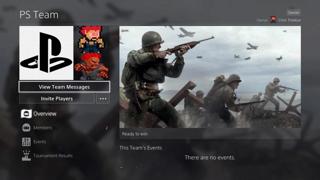 Presentamos Call of Duty: WWII MLG GameBattles Tournaments, Ahora en Vivo en PS4