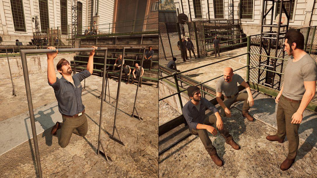 A Way Out Impactará en PS4 el 23 de Marzo, Co-Op Online se Podrá Jugar con Una Copia del Juego