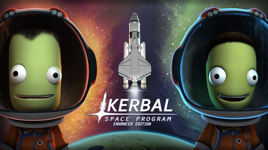 Kerbal Space Program Enhanced Edition Se Lanza el 16 de Enero en PS4