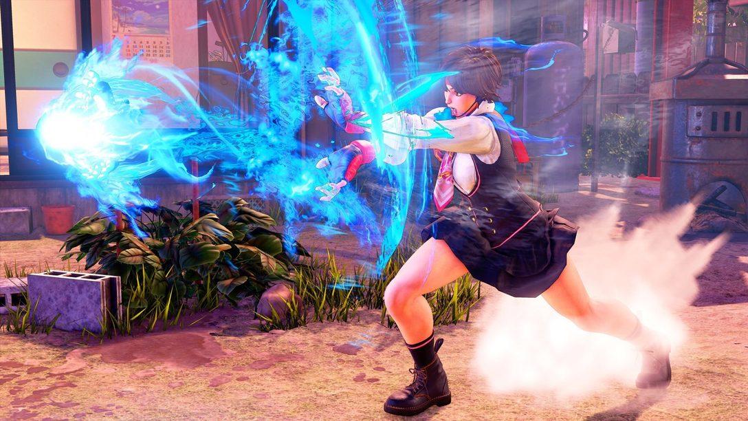 Cinco Cosas Para Probar en Street Fighter V: Arcade Edition, Disponible el 16 de Enero en PS4