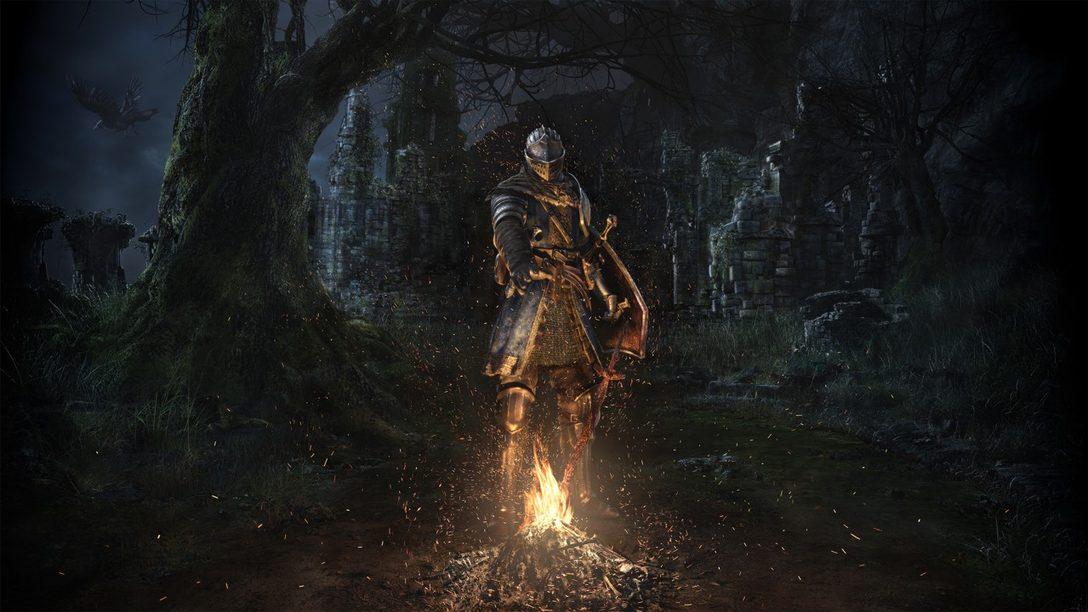 Dark Souls: Remastered Llega a PS4 el 25 de Mayo