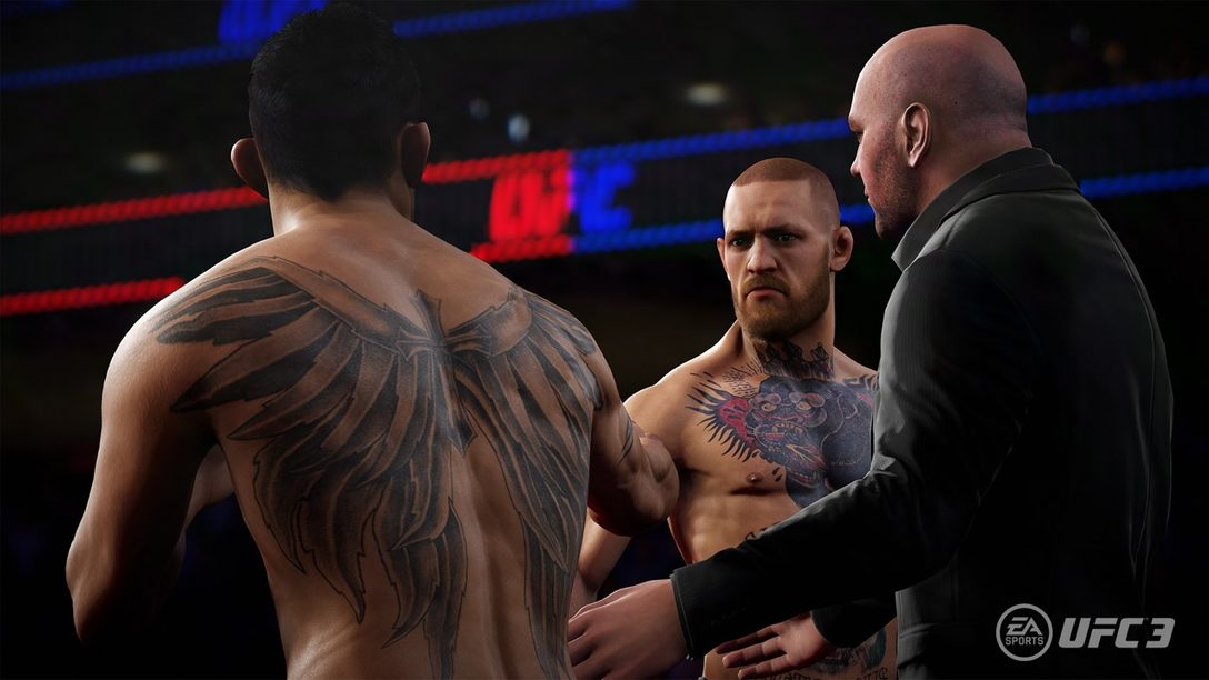Cómo EA Sports UFC 3 Mejora su Juego Dentro y Fuera del Octágono