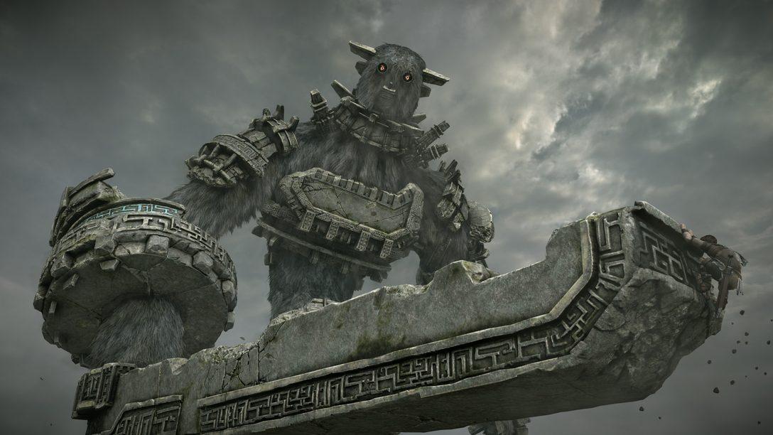 Shadow of the Colossus: Ayúdennos A Decidir Qué Fondos de Pantalla Hacer