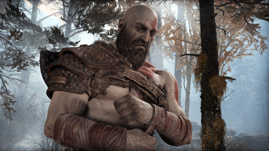 God of War Se Lanza el 20 de abril en PS4