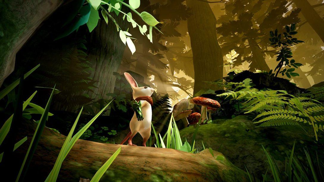 La Magia de la Animación en Moss: Cómo Polyarc Trajo a la Vida a Quill