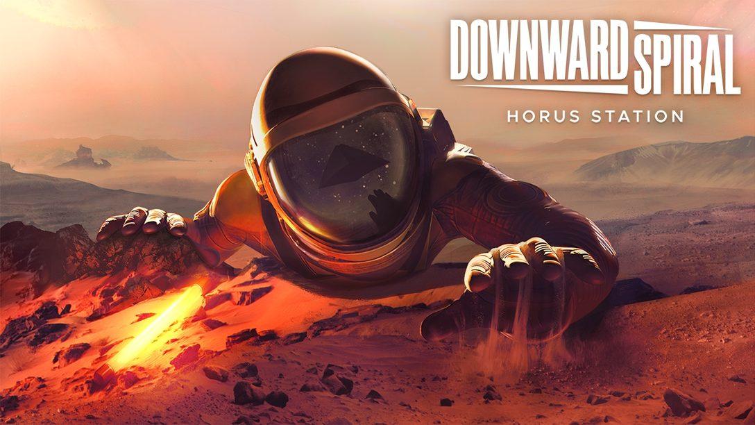 Presentamos Downward Spiral: Horus Station, Disponible este Año Para PS4