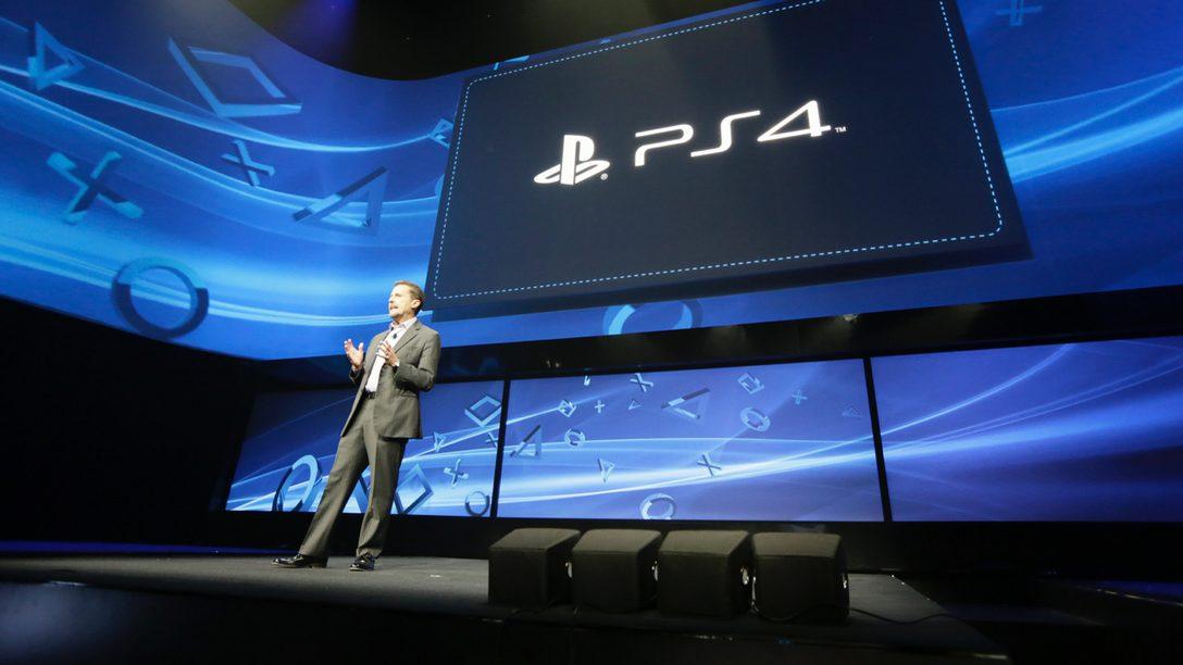 PlayStation 4: Hace 5 Años…