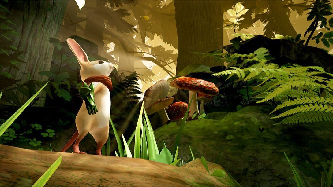 La Complejidad a Pequeña Escala en Moss, la Épica Historia de PS VR