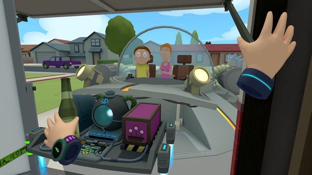 Los Juegos de PlayStation VR que se Lanzarán Durante los Próximos Meses