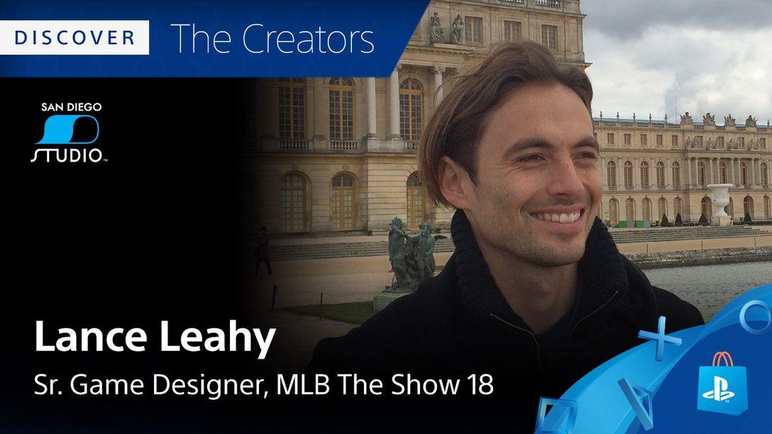 Descubriendo a los Creadores: Lance Leahy nos dice sus Juegos Favoritos de PlayStation