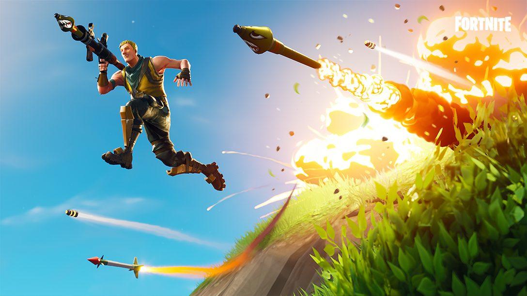 PlayStation.Blog Habló con Epic Games Sobre Fortnite