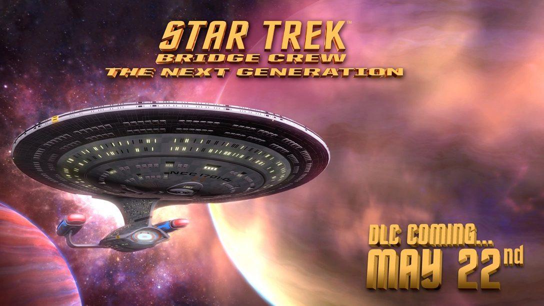 El Nuevo DLC de Star Trek: Bridge Crew Ingresa a La Nueva Generación en PS VR el 22/05