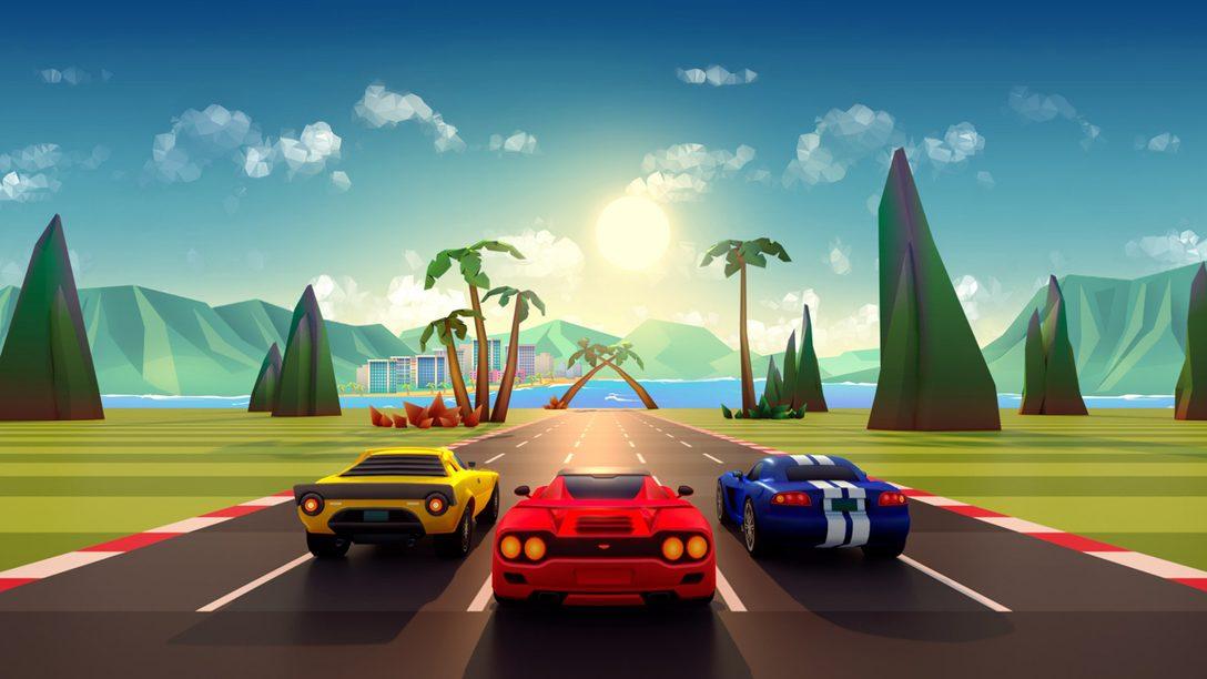 Viajen por Todo el Mundo en las Más de 100 Pistas de Horizon Chase Turbo