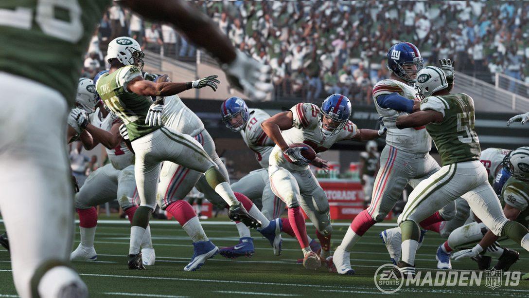 Madden NFL 19 llega a PS4 el 10 de agosto